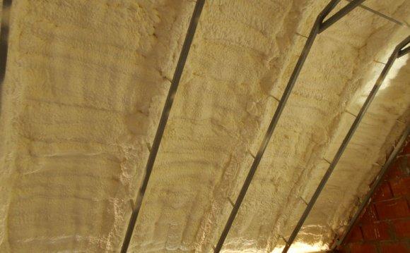 Утепление крыши цена