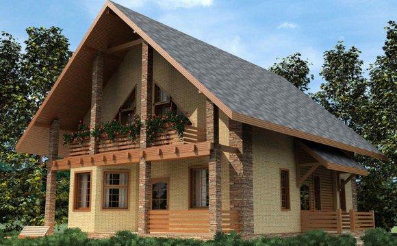 форма крыши