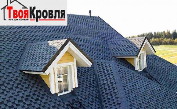 Материалы для крыши от